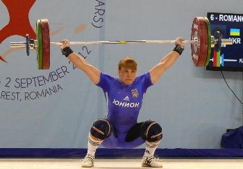Пять тяжелоатлетов Донетчины привезли медали из Харькова