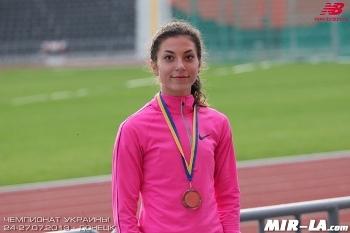 Ольга Ляхова завоевала в Италии